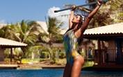 Rita Pereira: Veja como ela perdeu a barriga