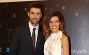 Andreia e Daniel Oliveira apavorados com paparazzi em casamento de conto de fadas