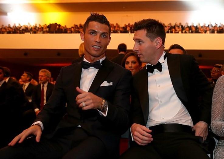 De rivais na imprensa a jogadores que se afinal de admiram e respeitam, diz Cristiano Ronaldo.