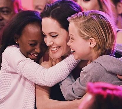 Angelina Jolie planeia viagem à Etiópia para comemorar a data de adoção da filha