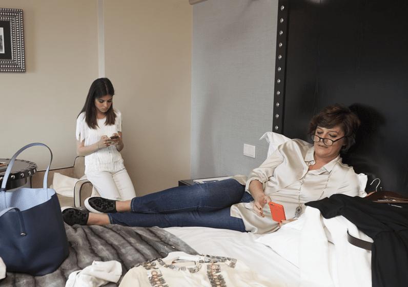 Rui Maria Pêgo partilha fotografia com as irmãs nos dia em que completam 24 anos