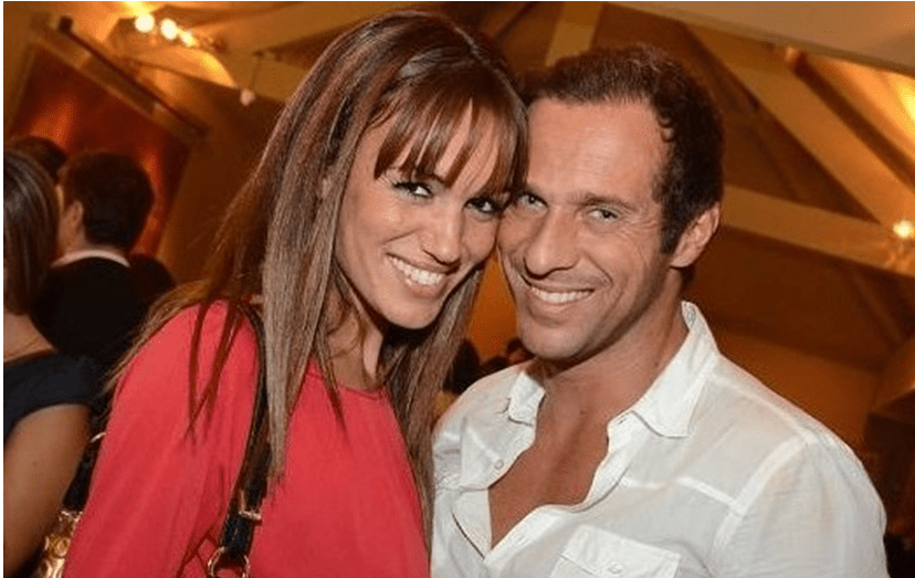 José Carlos Pereira e Liliana Aguiar, o ex-casal tem um filho em comum