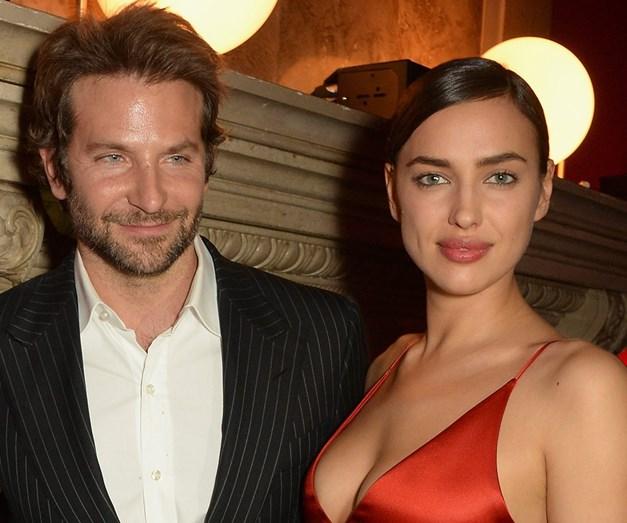 O casal sensação do momento, Bradley Cooper e Irina Shayk. A russa encontrou a estabilidade emocional e formou a sua própria família junto do desejado ator norte-americano.
