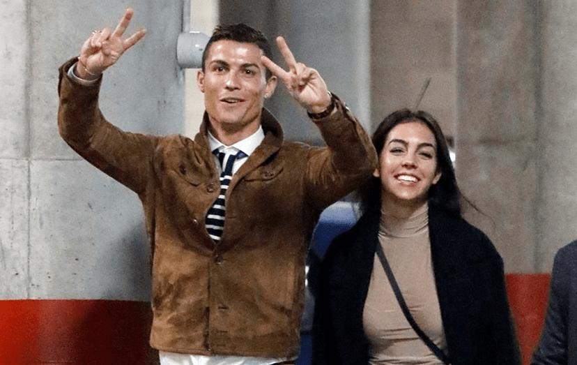 Cristiano Ronaldo vive um namoro estável ao lado da beldade espanhola, Georgina Rodríguez