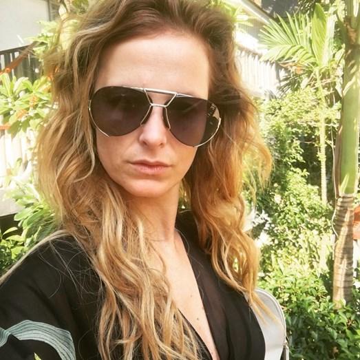 Cristina Ferreira em modo férias