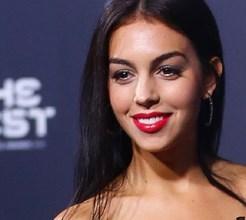 Georgina Rodriguez já usa os diamantes de Cristiano