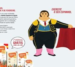 Exercite o seu espanhol com o curso ESPANHOL TOTAL