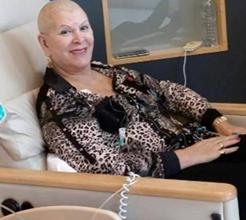 Jó Caneças enfrenta tratamentos ao cancro com fé