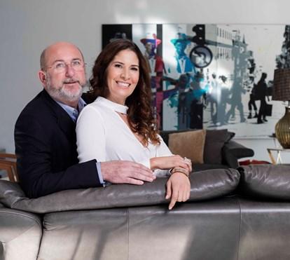 O refúgio de luxo do casal Bonfante