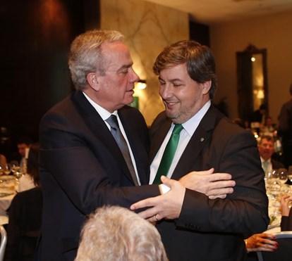 Ricciardi anda em festas e Salgado já pode sair de Portugal