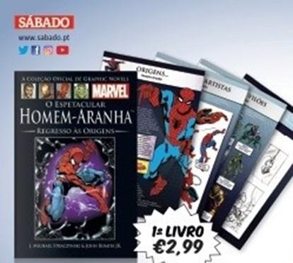 Coleção Oficial Graphic Novels da MARVEL