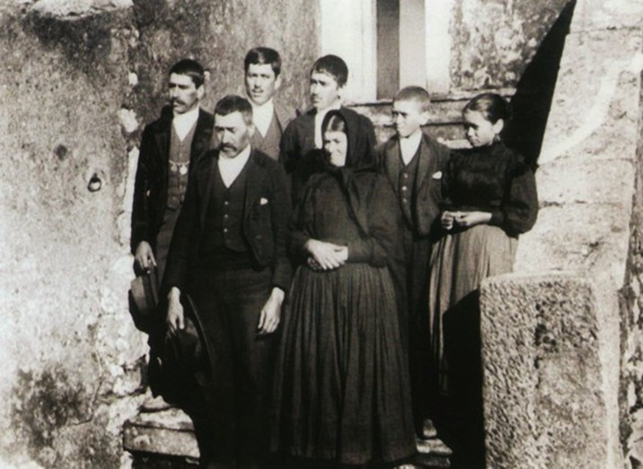 A família de Francisco e Jacinta
