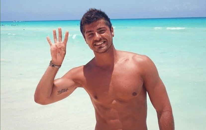 O Dubai já tinha sido destino de férias do ator no ano passado