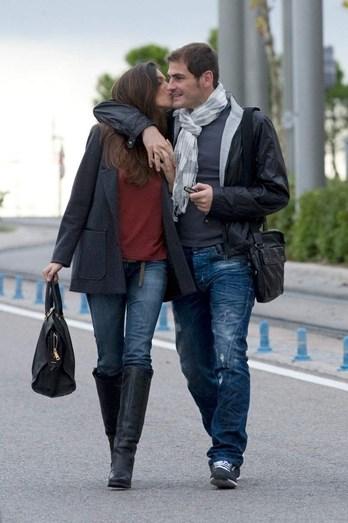 O amor de Sara Carbonero e Iker Casillas