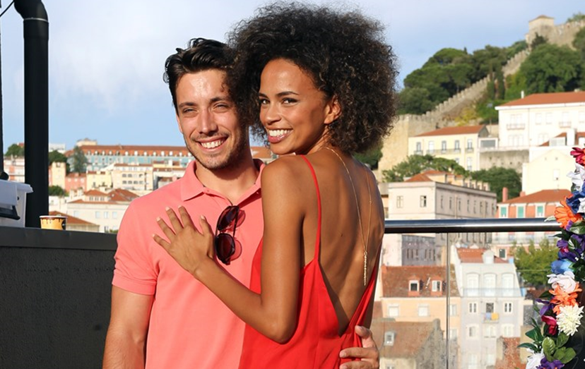 Ana Sofia diz que a amizade se mantém com Tomás Barroso