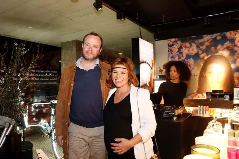 Afonso Coruche e Ana Brito e Cunha esperam o primeiro filho