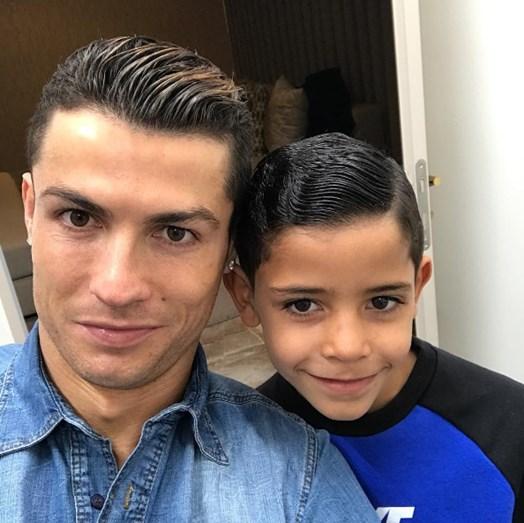 Autobiográfico - Cristiano Ronaldo