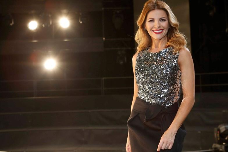 Sónia Araújo, uma das apresentadoras do 'Danças do Mundo'