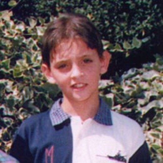 Rui Pedro tinha 11 anos de idade quando desapareceu em 1998
