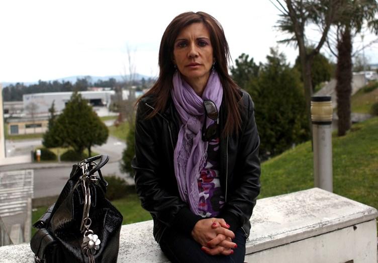 Filomena Teixeira, mãe de Rui Pedro, o menino desaparecido em 1998