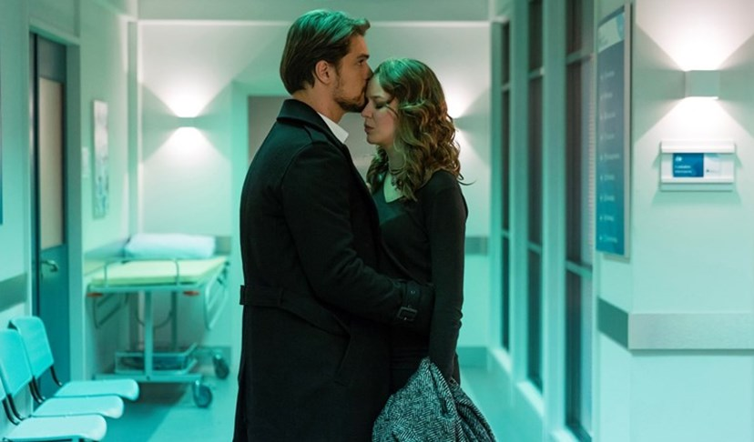 Diogo Morgado e Joana de Verona, os protagonistas da novela 'Ouro Verde'