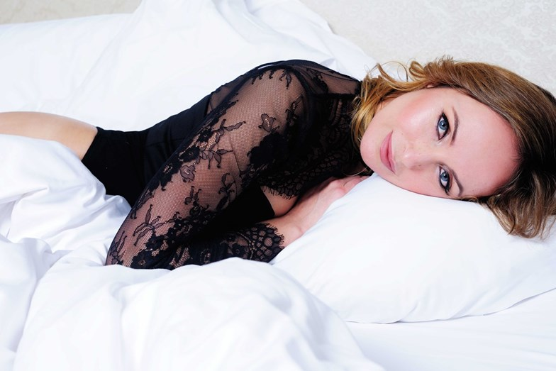 Marisa Cruz, que há um mês mostrou toda a sua sensualidade e boa forma física em exclusivo para o site FLASH!, vai regressar à passerelle