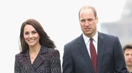 William e Kate visitam Paris