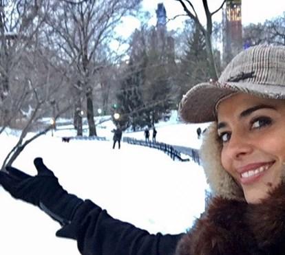 Catarina Furtado defende sexualidade feminina em Nova Iorque
