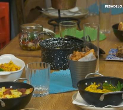 Chef Ljubomir Stanisic regressa à TVI e vomita durante um programa