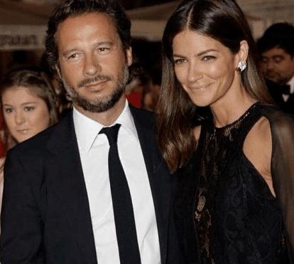 Homem do microfone roubado da CMTV destruiu casamento de Luísa Beirão