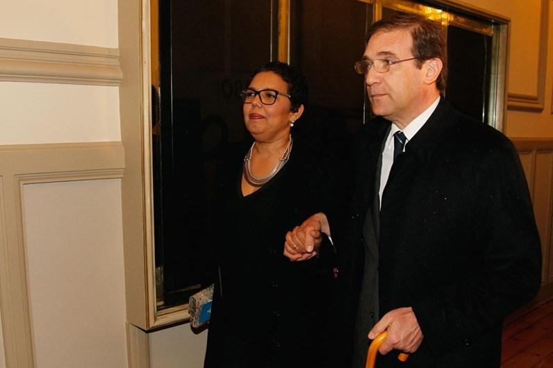 Mulher de Passos Coelho com prognóstico reservado