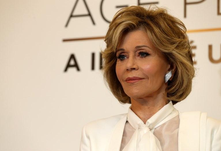 Jane Fonda revela que foi abusada sexualmente na infância
