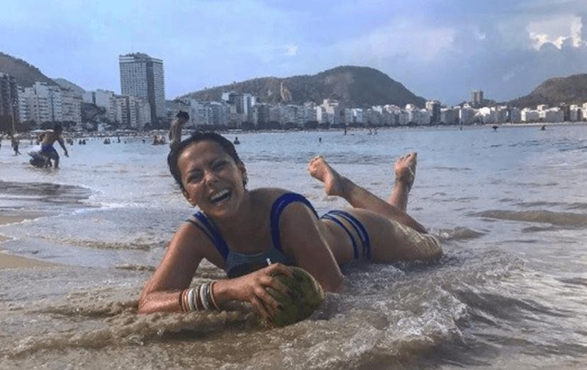Sofia Ribeiro no Brasil