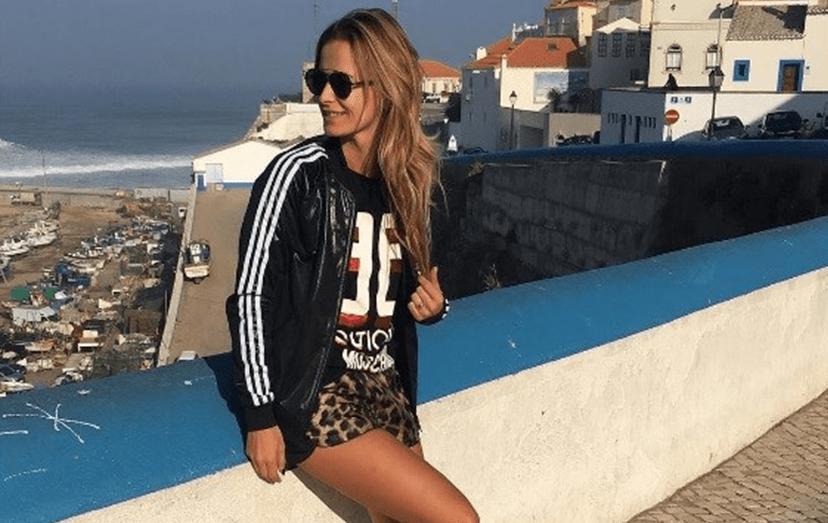 Os luxos de Cristina Ferreira