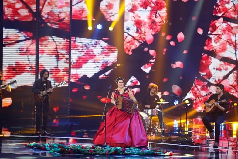Os melhores momentos do 'Festival da Canção' da RTP