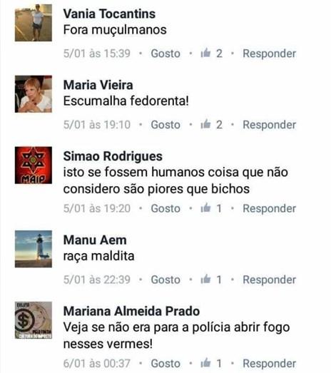 Este é um dos comentários de Maria Vieira que escandalizou Anabela Moreira