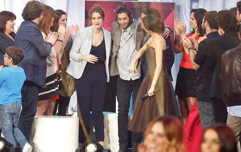 Após vencer o festival da canção, Salvador Sobral e a irmã, Luísa Sobral