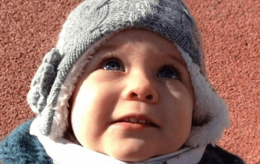 Bebé Maria encontra dador de medula óssea