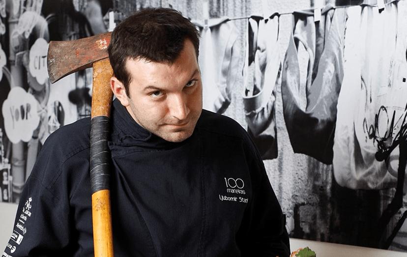 O 'chef' bósnio terá que desenterrar o machado para aceitar ser a cara da segunda temporada.