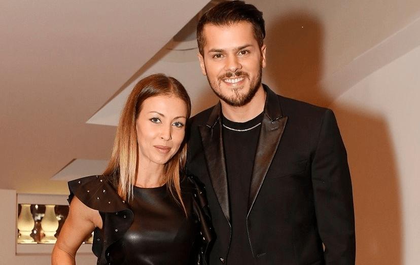 Laura Figueiredo e Mickael Carreira estão juntos há 3 anos. Agora, chegou Beatriz, a primeira filha em comum