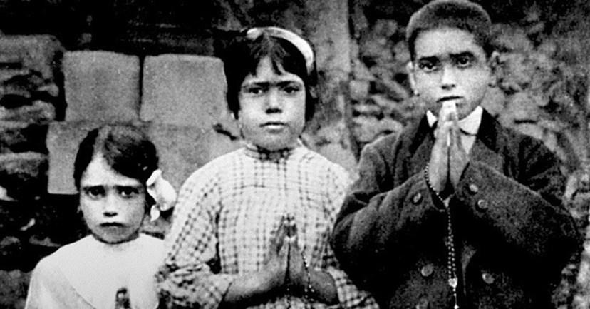 Jacinta, Lúcia e Francisco