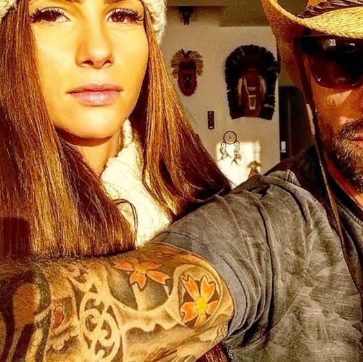 O amor de Marta Viveiros e Jorge Moreira