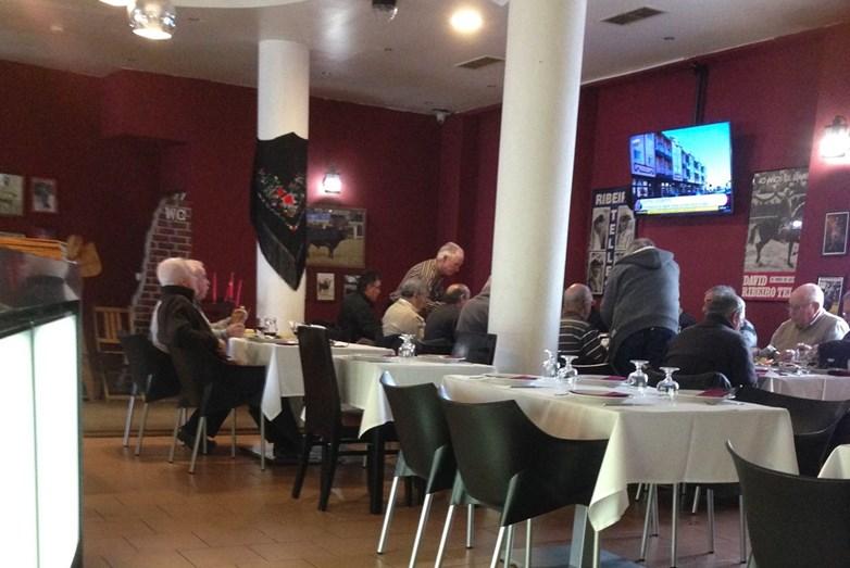 Restaurante Tapas, na Moita
