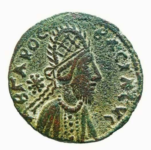 Para o historiador britânico esta será outra moeda com o rosto de Jesus Cristo