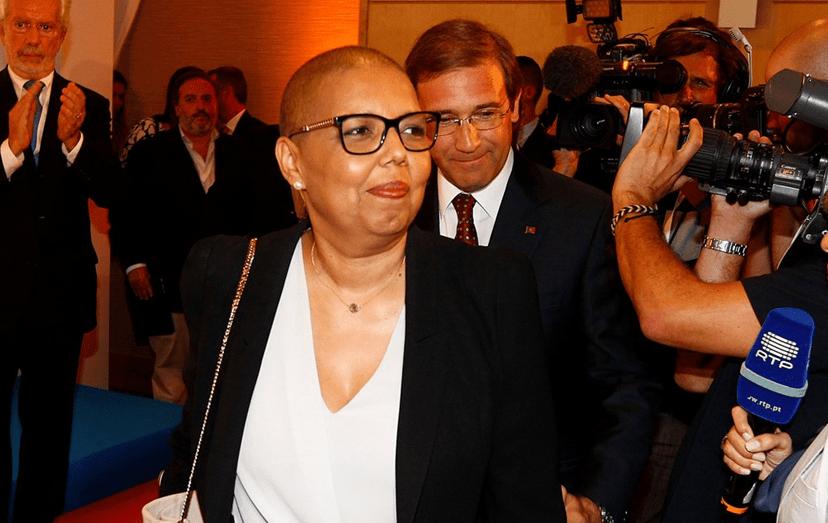 Laura Ferreira tem outra vez cancro