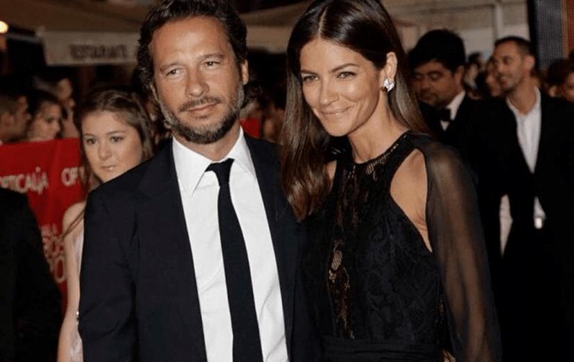 A modelo com o antigo namorado, Ricardo Simões que já tinha namorado com Joana Freitas e de quem se reaproximou. Este terá sido o motivo da rutura definitiva com Luísa