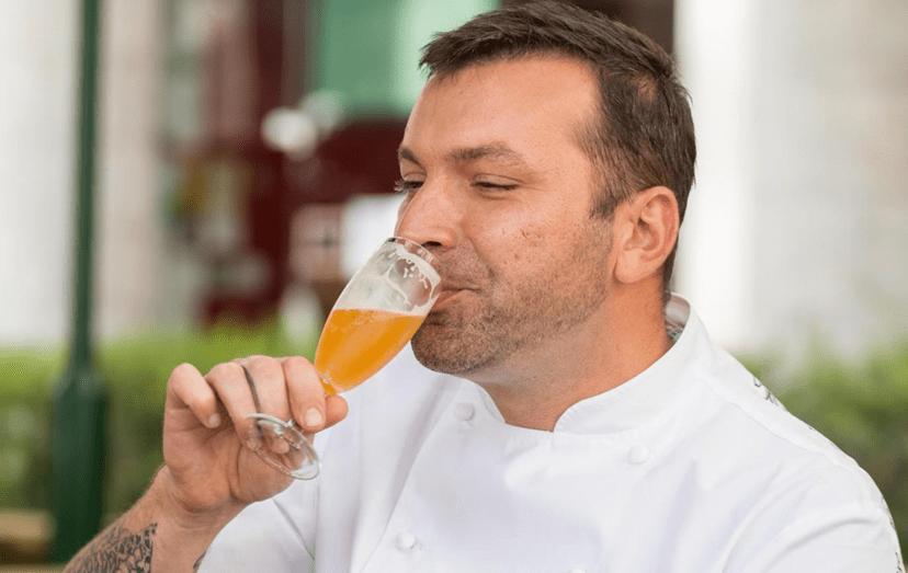 No fim da remodelação, o 'chef' terá razões para comemorar.