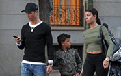 Dolores nega gémeos de Ronaldo e gravidez de Georgina: