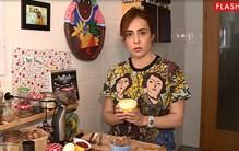 Ana Ni Ribeiro mostra como se faz paté de atum sem maionese
