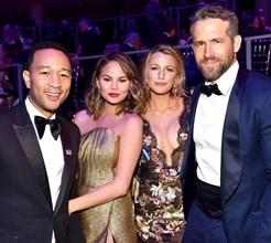 Glamour e amizade na festa anual da 'Time'